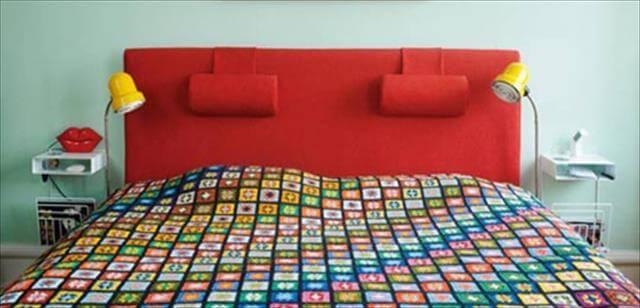 Bedroom headboard inspiration