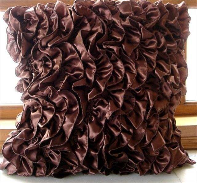 Vintage Browns Pillow Sham Covers