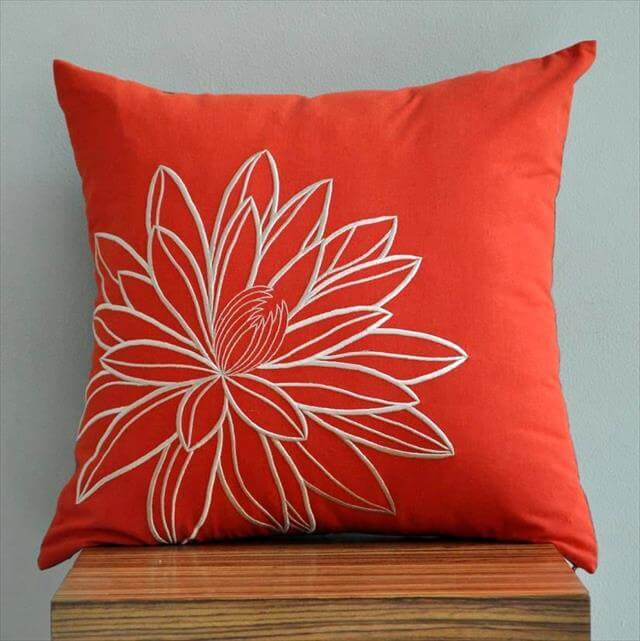 10 Diy Ideas Decorative Throw Pillows Amp Cases