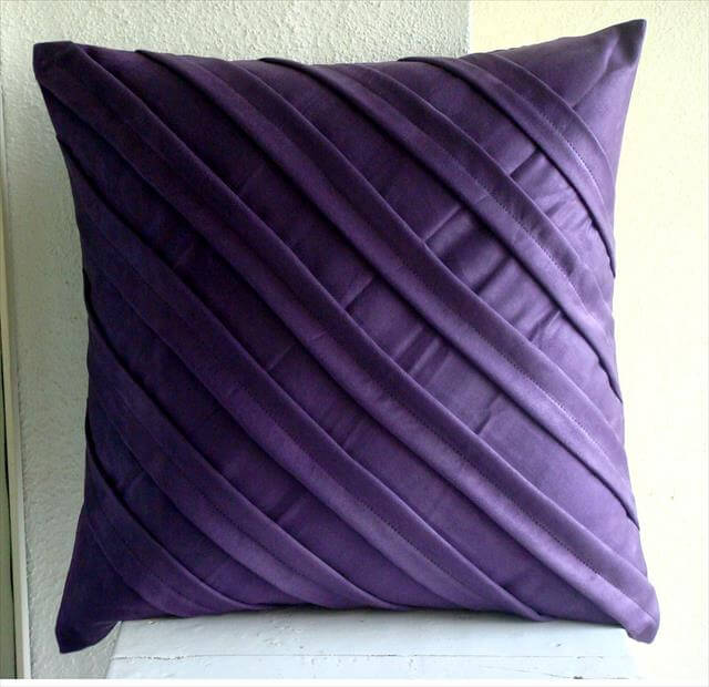 Diy Ideas Decorative Throw Pillows Cases Diy To Make
