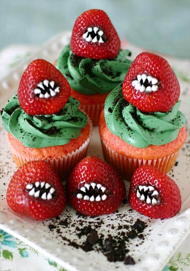 Monster Strawberry