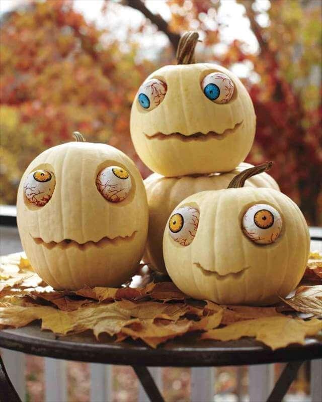 DIY Pumpkin Ideas For Decor
