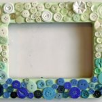 9 DIY Decorating With Button Ideas
