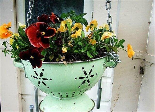 Hanging Basket Idea