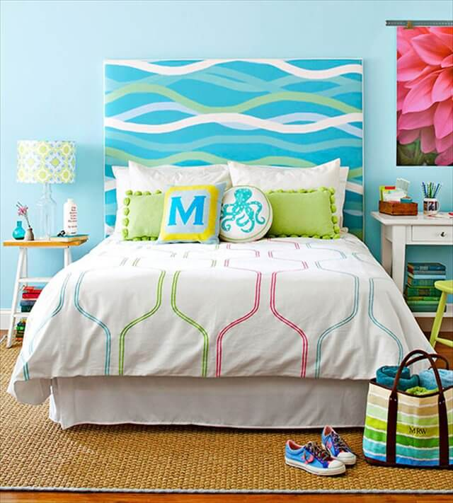 Colorful DIY Home Decor Projects