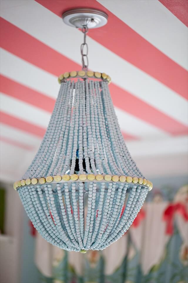 11 Diy Amazing Chandelier Ideas