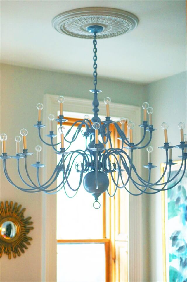 11 Diy Amazing Chandelier Ideas Diy To Make