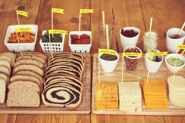 10 Diy Food Bar Ideas To Recreate At Home Diy To Make
