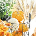 13 DIY Thanksgiving Centerpiece