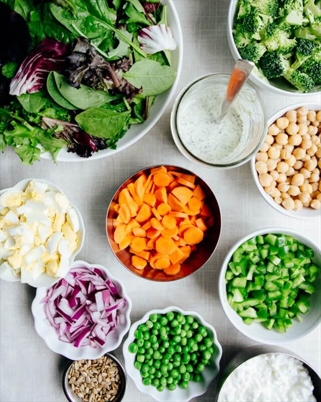 10 Diy Food Bar Ideas To Recreate At Home Diy To Make
