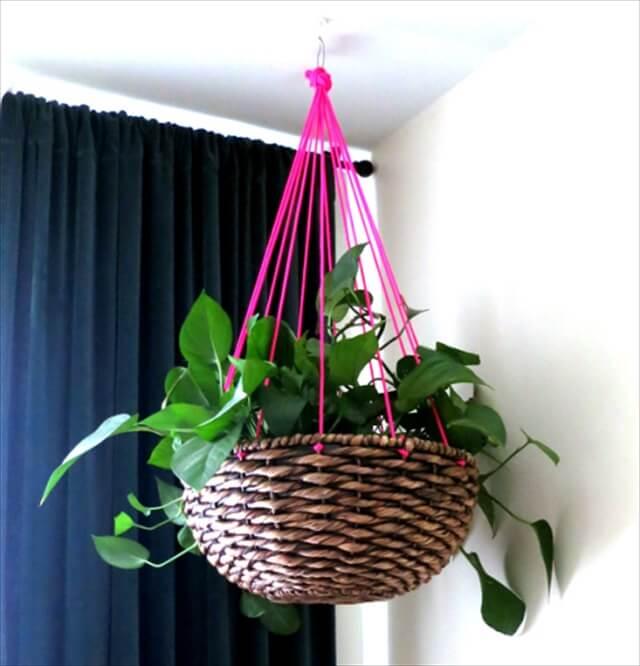 Awesome Hanging Basket