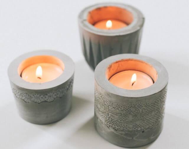 Candles DIY