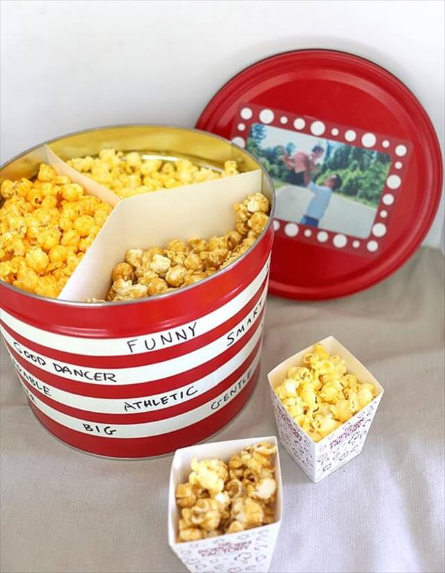 Tin Can Pop Corn
