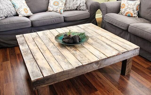 home betterment coffee table