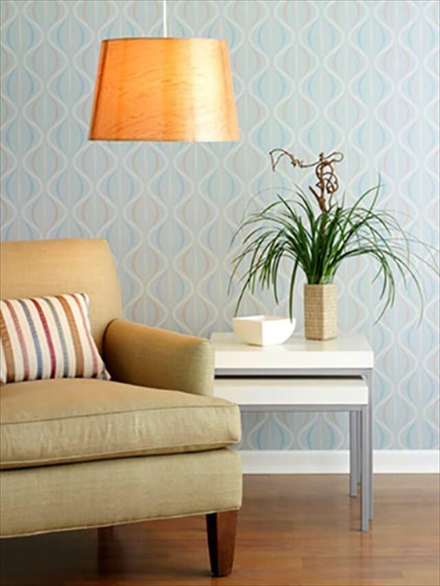 DIY Veneer Lampshade