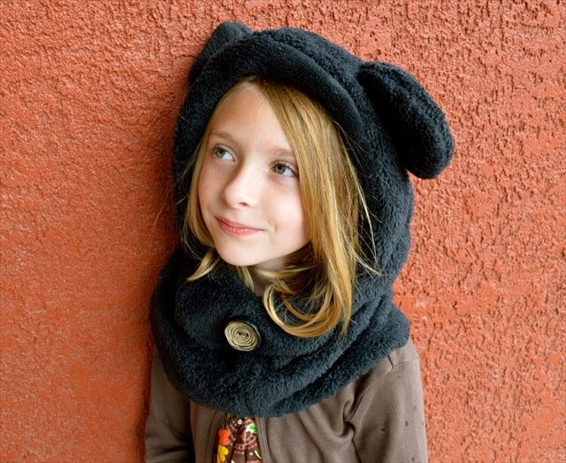 Fleece Hat Sewing Pattern
