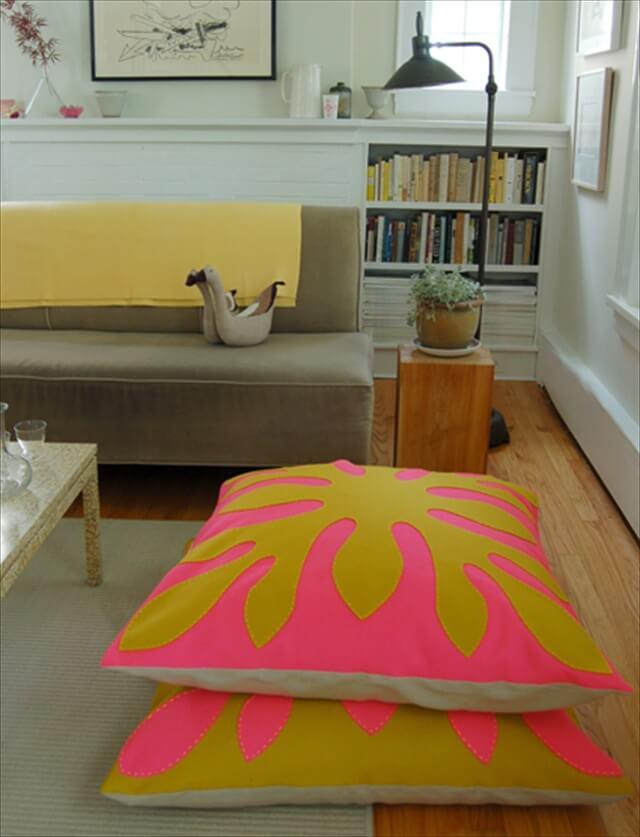 Hawaiian Style Floor Pillows