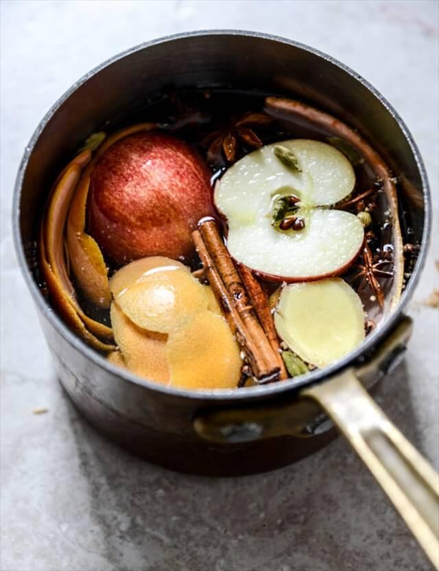 Winter Simmer Pot