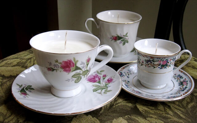 tea-cup-candles
