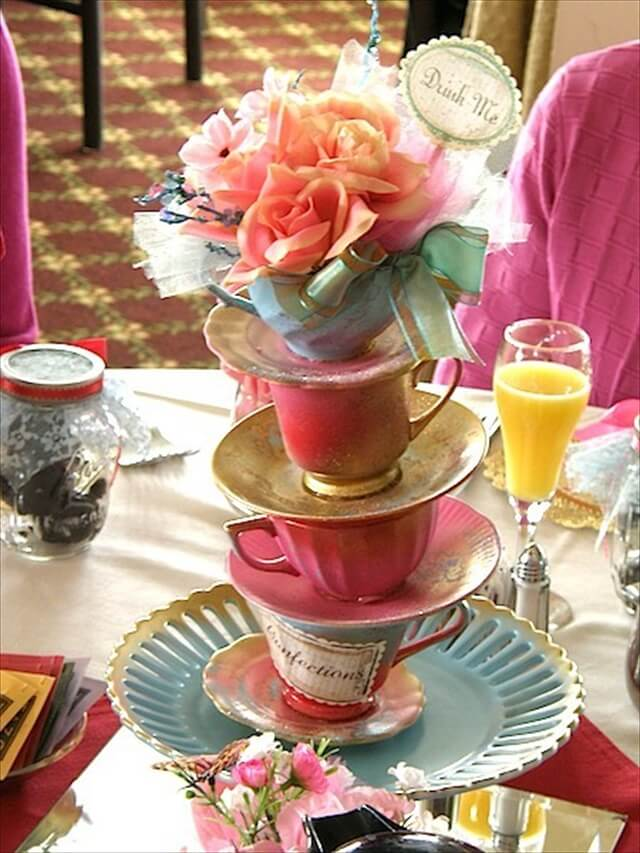 tea-cup-centerpiece
