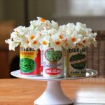 8 DIY Old Tin Can Decoration