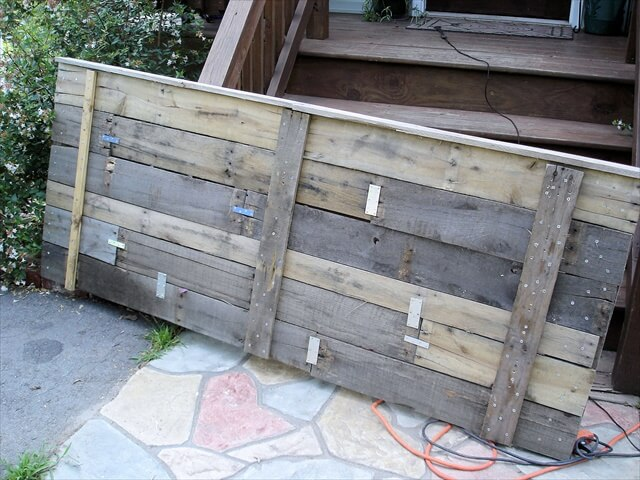 16 Wonderful Diy Pallet Headboard Ideas