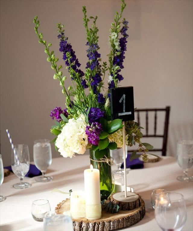 28 Diy Stunning Wine Bottle Centerpiece Diy To Make