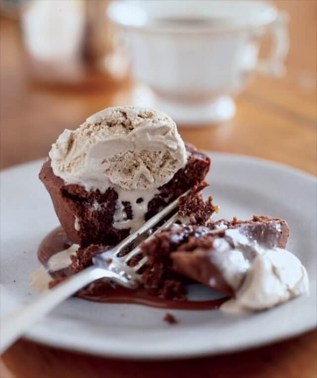 Chocolate Melting Cakes are also known by the name of Lava Cake in various parts of the world.