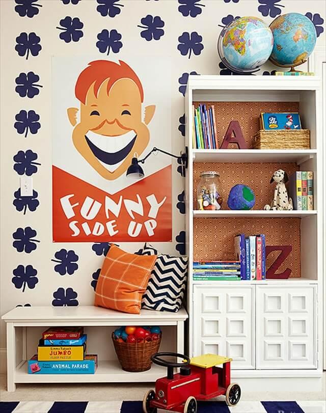 Bookshelf Trim