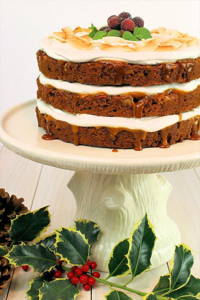 Gingerbread Layer