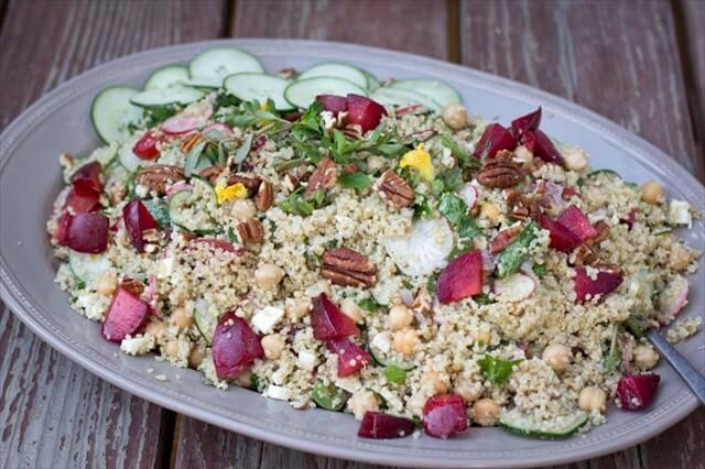 Quinoa For A Crowd