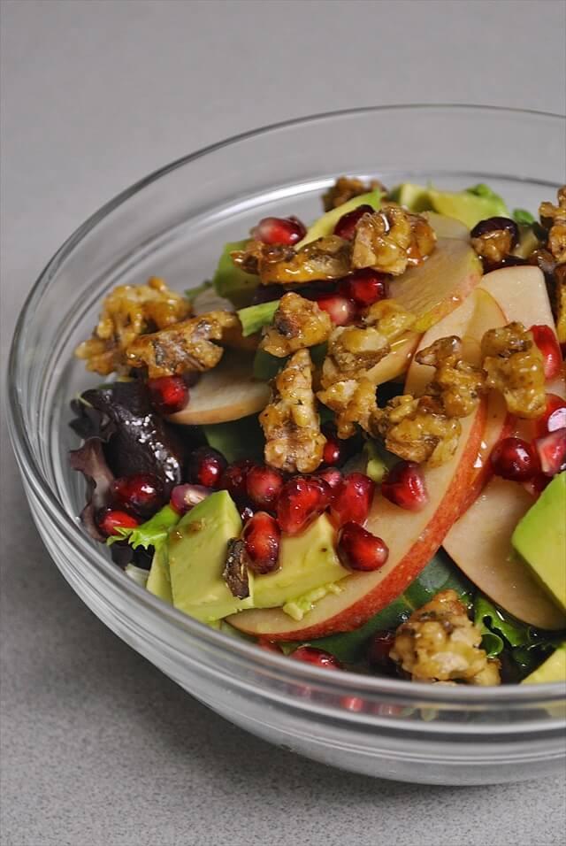 22 Diy Delicious Winter Salad Recipes