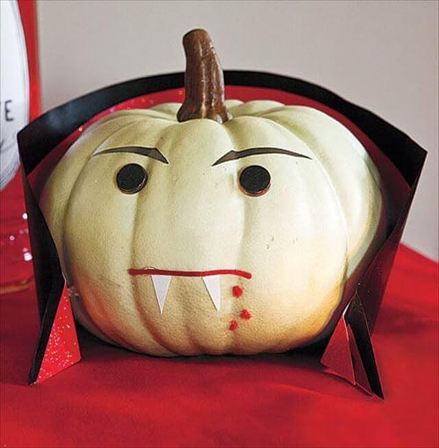 Vampire Pumpkins Design