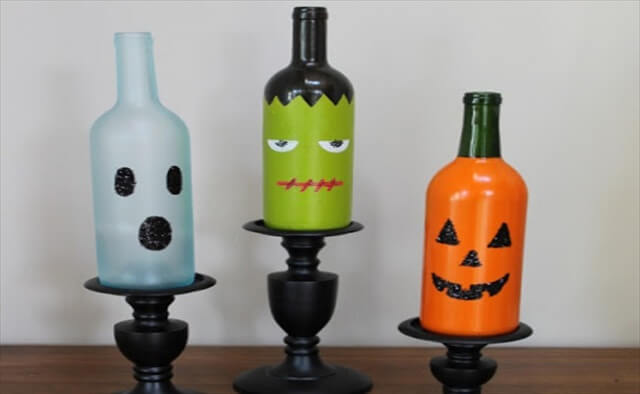 Best DIY Things You Can Do With Old Wine Bottles: