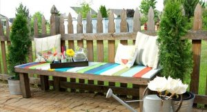 19 DIY Wooden Pallet Bench