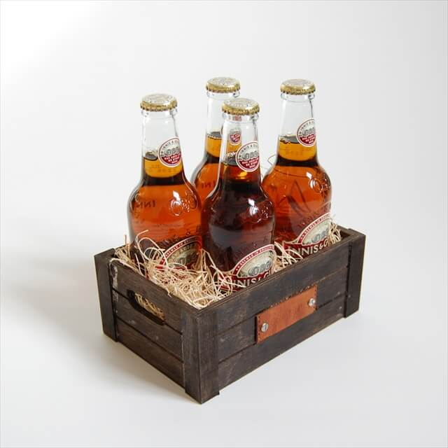 Mini Beer Crate