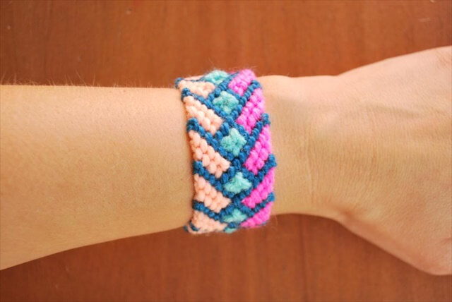 Complicated Friendship Bracelet