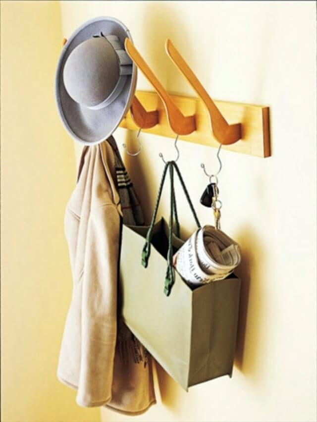 Coat hanger idea