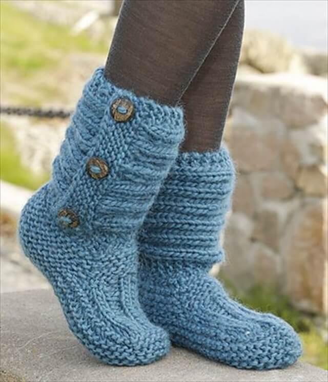 Cutest Knitted DIY
