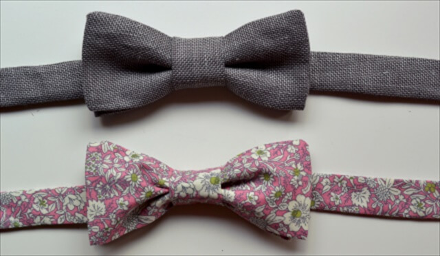 Bow Tie Sewing Tutorial