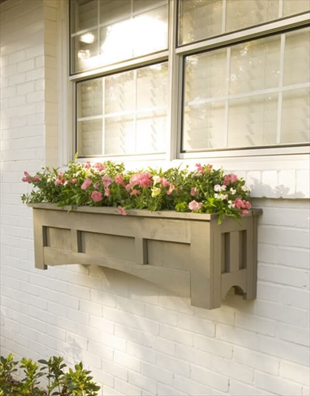 very nice window box platers