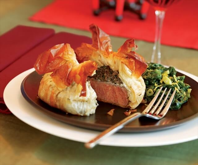 A Sensational Make-Ahead Holiday Dinner