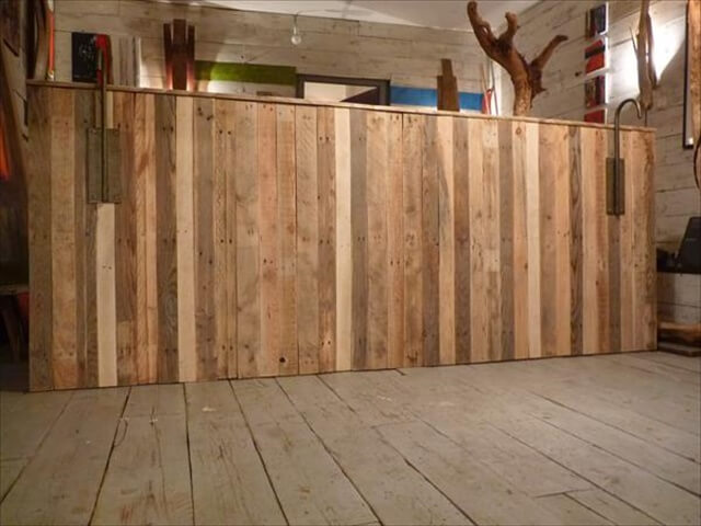 pallet headboard tutorial