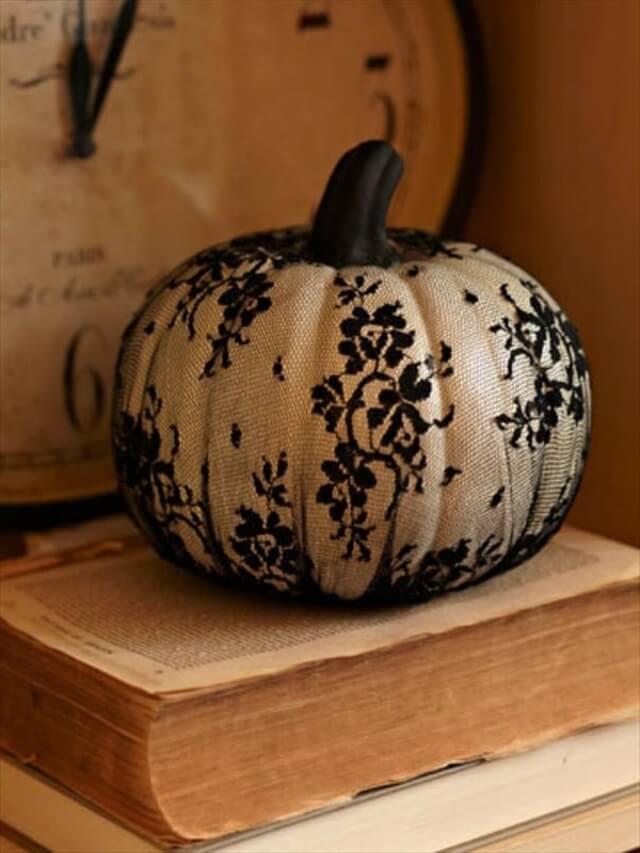 Lacey Pumpkin