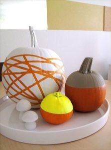 24 DIY No-Carve Pumpkin Decorating Ideas