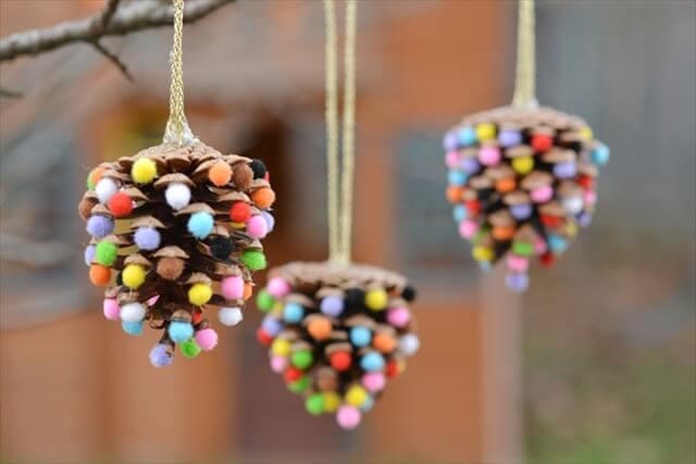 17 diy pom pom crafts ideas diy to make