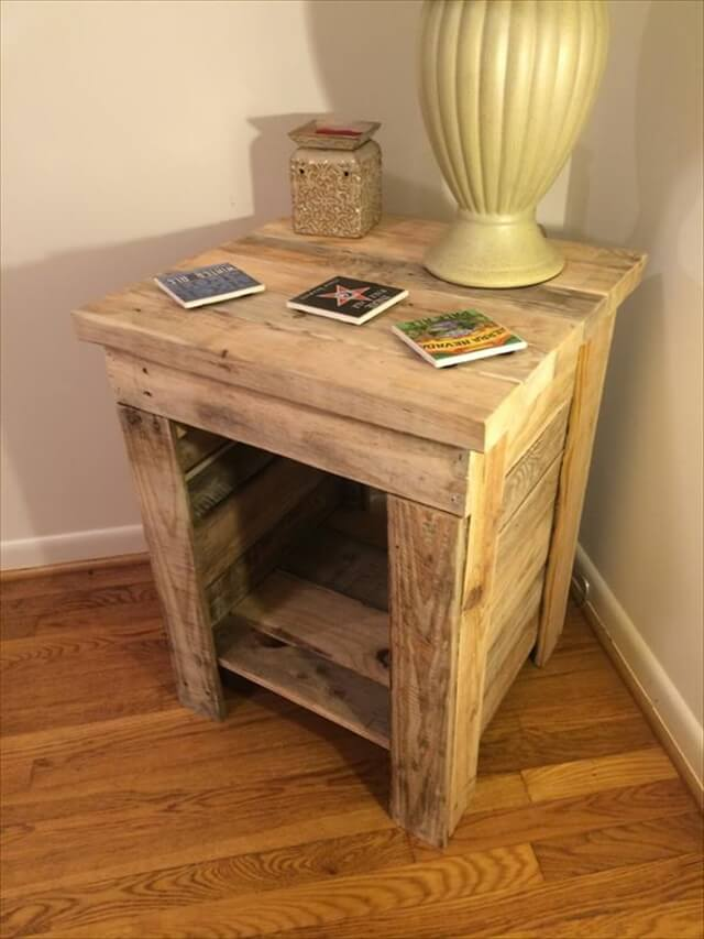 19 Pallet Furniture Ideas : DIY to Make