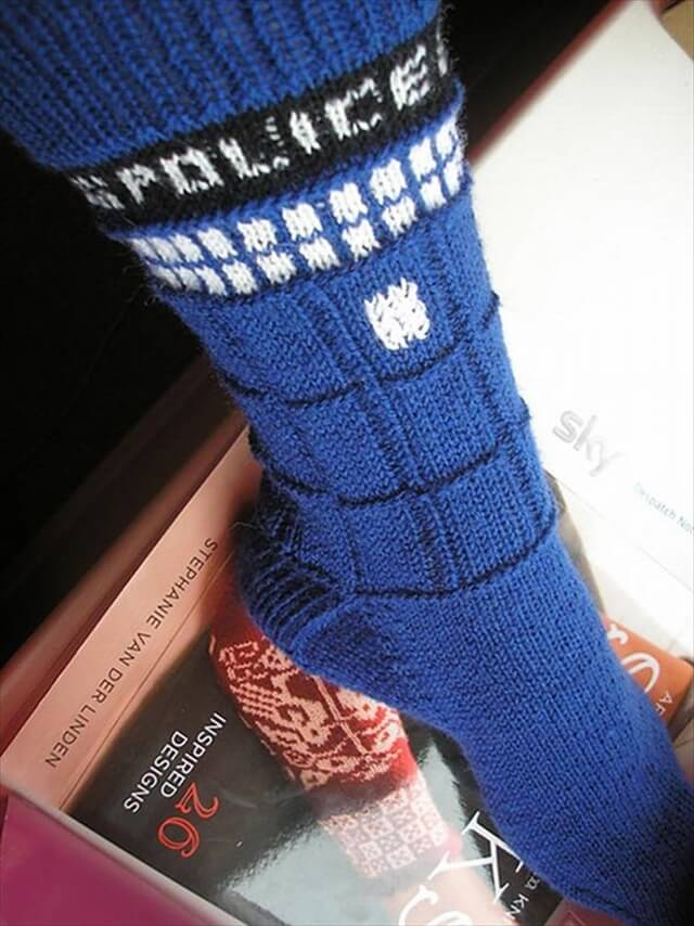 diy socks