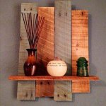 32 DIY Rustic Pallet Shelf Ideas