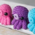 12 DIY Crochet Pattern For Babies